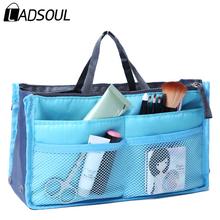 Ladsoul 2017 Women Multifunction Makeup Organizer Bag Women Cosmetic Bags Ourdoor Travel Storage Bag Make up Wash Bags lm2136/g(China (Mainland))