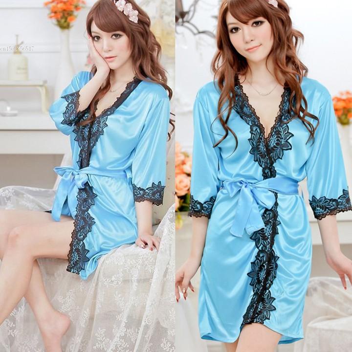 Женские халаты из Китая