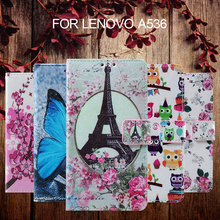 for Lenovo A 536 Callfree  Leather Wallet Phone Case for Lenovo A536