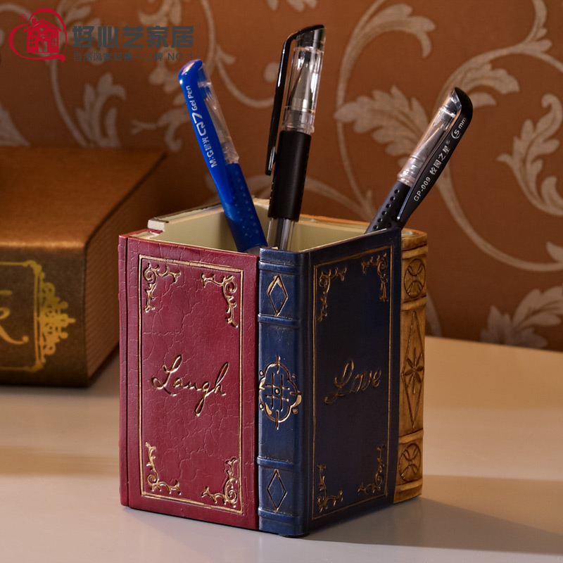 Hoshine brand high quality handicraft book diy pen kit pen Diy pencil holder for desk