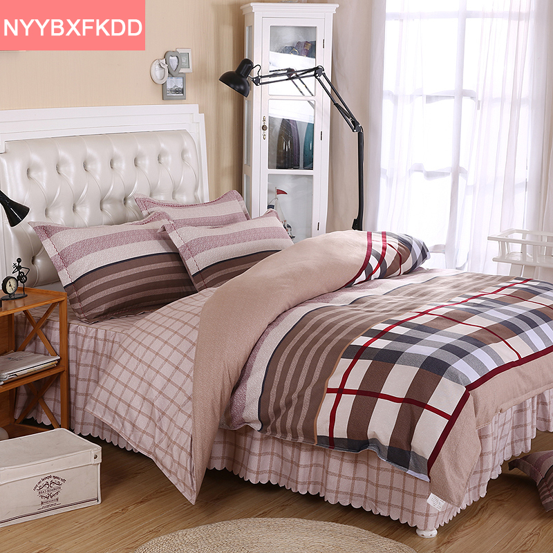 Mumgo Smile Monkey Print Kids Bedding Sets100% Cotton Cute Monkey Print Duvet Cover 3PC No Comforter