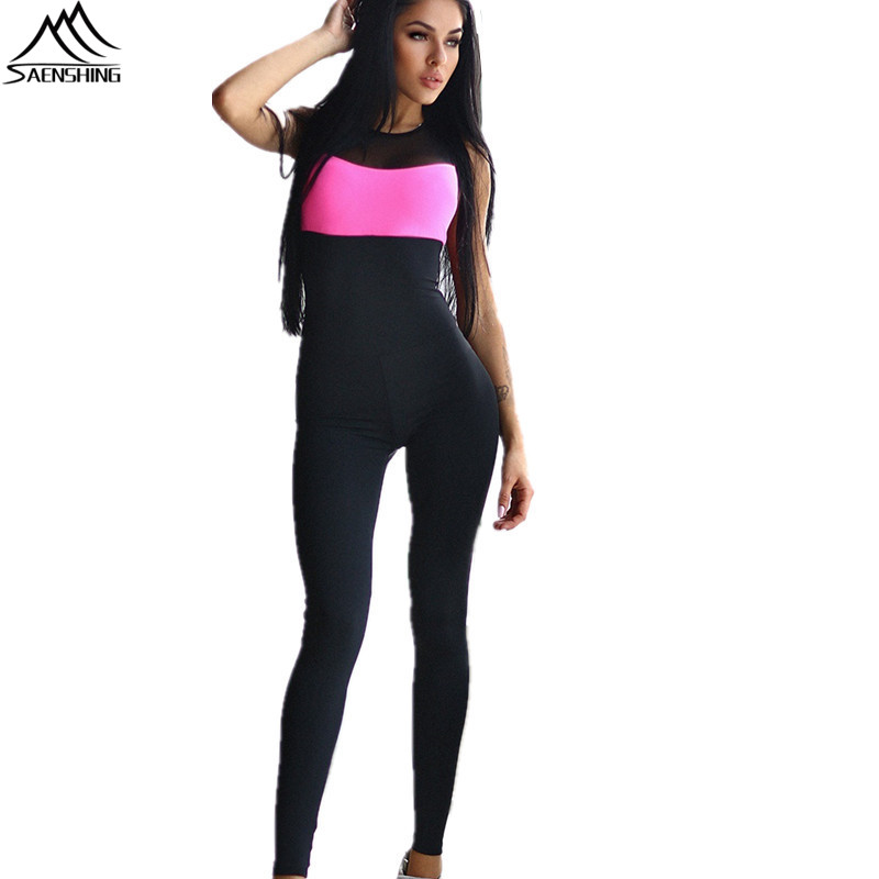 Innovative And The Supplex&174, Cotton And Lycra&174 Fabric Allows For Softness Not All Workout Ladies Jumpsuits Can Give To Enjoy A Full Training Session With Your Women Jumpsuits It Has All The Amazing Qualities Of An Anklelength Legging But With The