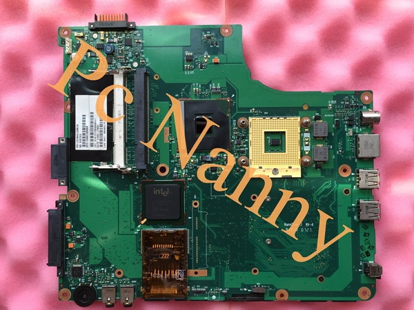 Original V000108000 6050A2120801-MB-A02 945GM For Toshiba A200 Laptop Motherboard DDR2 Integrated Completely Test(China (Mainland))
