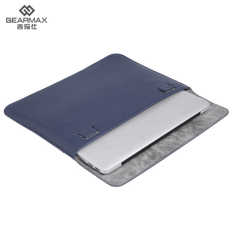 GEARMAX Laptop Computer Bag for Macbook Air 11.6 Waterproof Leather Notebook Case for Dell XPS 13 Laptop Sleeve for MacBook 12(China (Mainland))