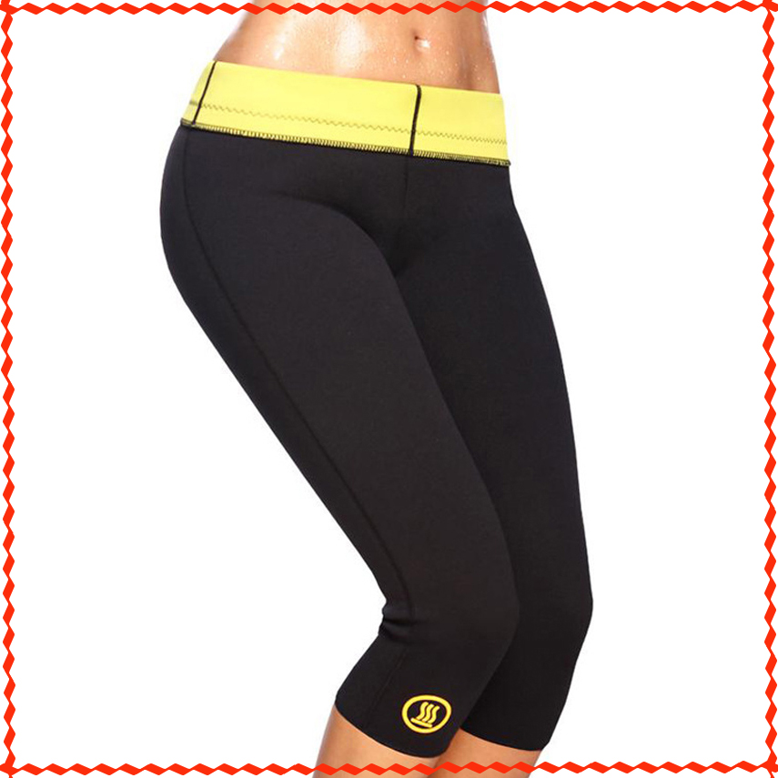 Fitness pants Weight Loss shorts trousers outdoors trainer neoprene ...