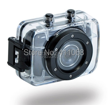 New HD 720P Waterproof Camera DVR with Water Resistant Case Portable digital Camera #10(China (Mainland))