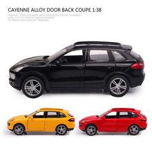 Alloy Material High Simulation Vehicle Toy Car SUV Big Car 1:35 Alloy Model Car Pull Pack Car Toy Cool Boy Baby toy 00260(China (Mainland))