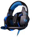 EACH G2000 For Dazzle Lights PC Gamer ecouteur Glow Headphones With Microphone Music Headset fones Gamer