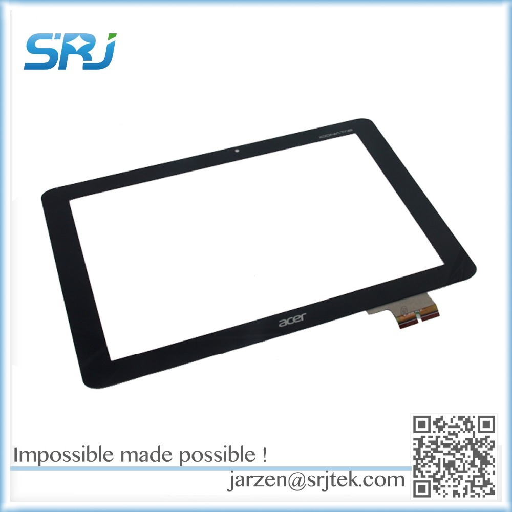 10.1 Inch For Acer A510 A511 A700 A701 69.10I20.T02 V1 Touch Screen Digitizer Glass Sensors Replacement +Tools Free Shipping(China (Mainland))