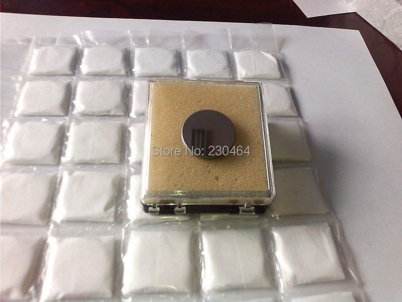 Dia. 25mm Mo Reflection Mirror Reflector for 10600nm CO2 Laser Engraving Cutting Machine(China (Mainland))