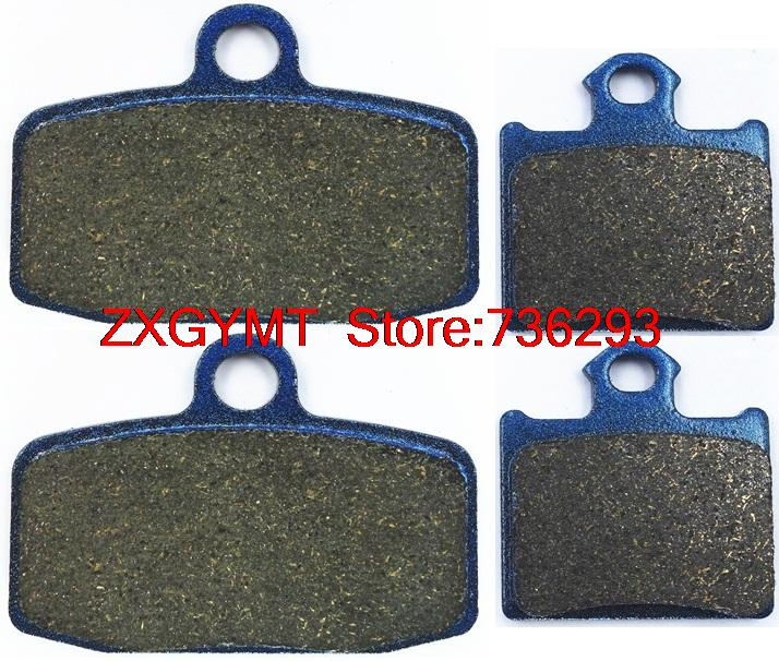 Off-road Resin Disc Brake Pads fit KTM SX85 SX 85 2012 & up(China (Mainland))