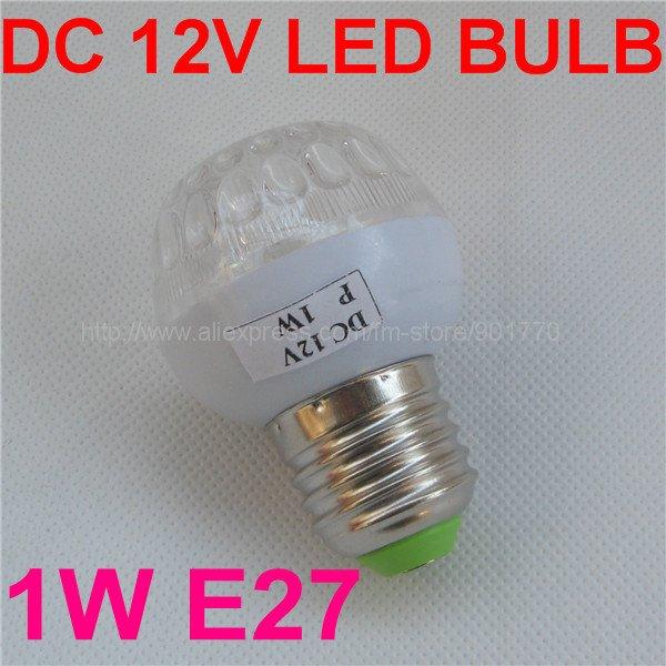 dc 12v 1w 15leds e27 80lm white led bulb best for solar panel 12v solar light system free. Black Bedroom Furniture Sets. Home Design Ideas