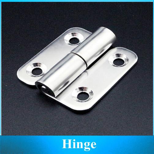 304 Stainless Steel Detachable Hinge Mechanical Equipment Industry Marine Hinge 10PCS(China (Mainland))
