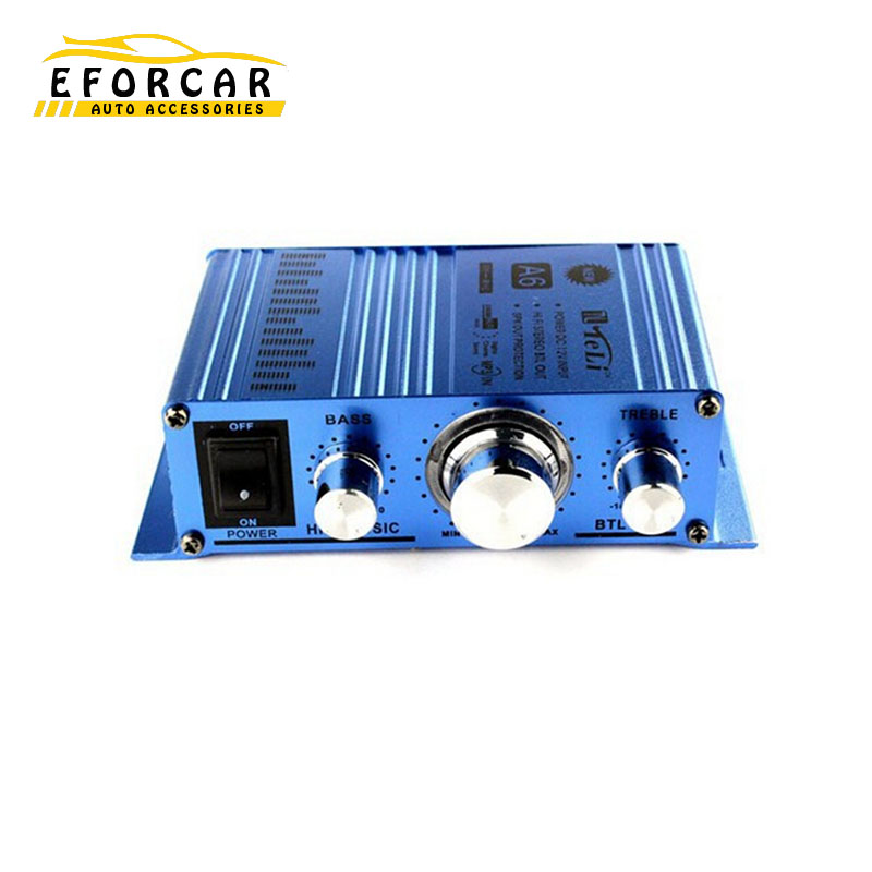 12V New Brand Car products Audio Stereo Amplifier for Car Motorcycle Mini Hi-Fi Boat Home For Car/Motorcycle/Home/Boat EA1310(China (Mainland))