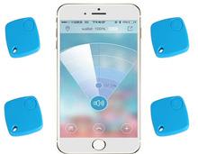 Смарт беспроводной Bluetooth 4.0 смарт App Gps дистанционного управления локатор ключ кошелек сумка телефон искатель ( 4 приемники )