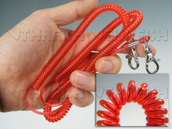 1X 5meter (16ft)Boat Fishing Safety Fishing Lanyard Cable Heavy Duty Fishing Rope