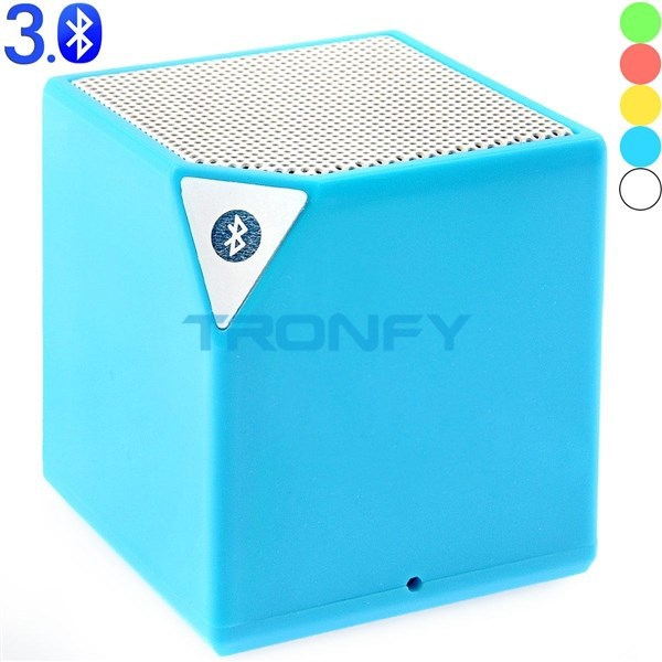 Seresroad Mini Wireless Bluetooth Speaker Portable Square Audio Box Subwoofer Magic Speaker Loudspeaker for iPhone 5S 6 Plus S5(China (Mainland))