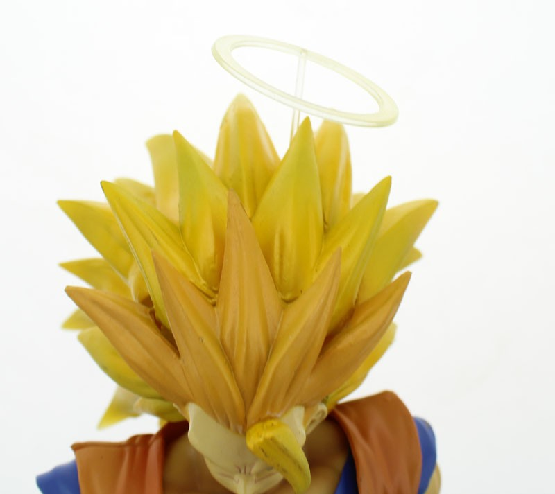 Free Transport 12″ Anime Dragon Ball Z Tremendous Saiyan three Son Goku Gokou Boxed 30cm PVC Motion Determine Assortment Mannequin Doll Toy Present