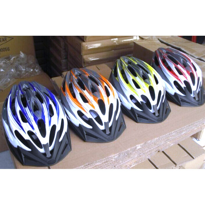2015 New Hot Sale New Style Mountain bike riding helmet bicycle helmet safety helmet CE certification(China (Mainland))
