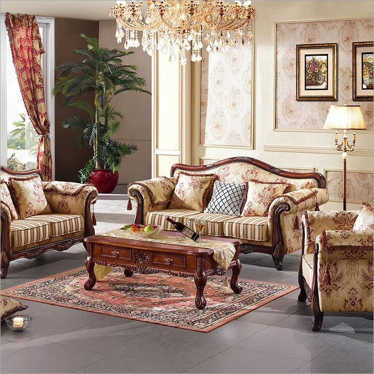 living room furniture modern fabric sofa European sectional sofa set 10245(China (Mainland))