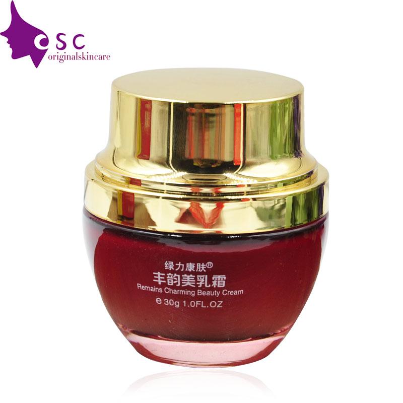 Крема для увеличения груди из Китая
