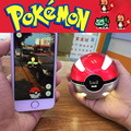 Pokeball Power Bank For Pokemons Go Dual USB External Battery 10000mah LED Fast Charger For Cosplay
