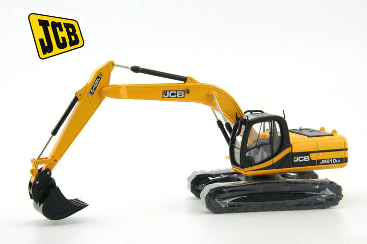 Original 1:50 JCB JS210 LC Excavator alloy metal model car toy gift collection<br><br>Aliexpress