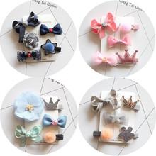 Buy fashion hair clip accessories bows child kawaii tiara headdress girls hairpins hair barrette ornaments headwear hairgrips for $2.81 in AliExpress store