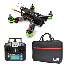 Buy RTF RC plane mini QAV 210mm Carbon Fiber Quadcopter Frame Fs I6 2204 motor for $144.58 in AliExpress store