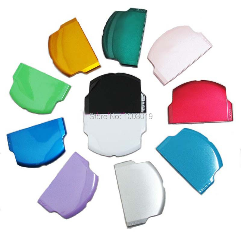 For Sony PSP 2000 battery cover Replasement battery Door case repairs part 10 Colors to Choose(China (Mainland))