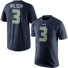 Men's Thomas Tyler Rawls Lockett Russell Richard Wilson Sherman Kam Jimmy Chancellor Graham Custom Name And Number T-Shirts!(China (Mainland))