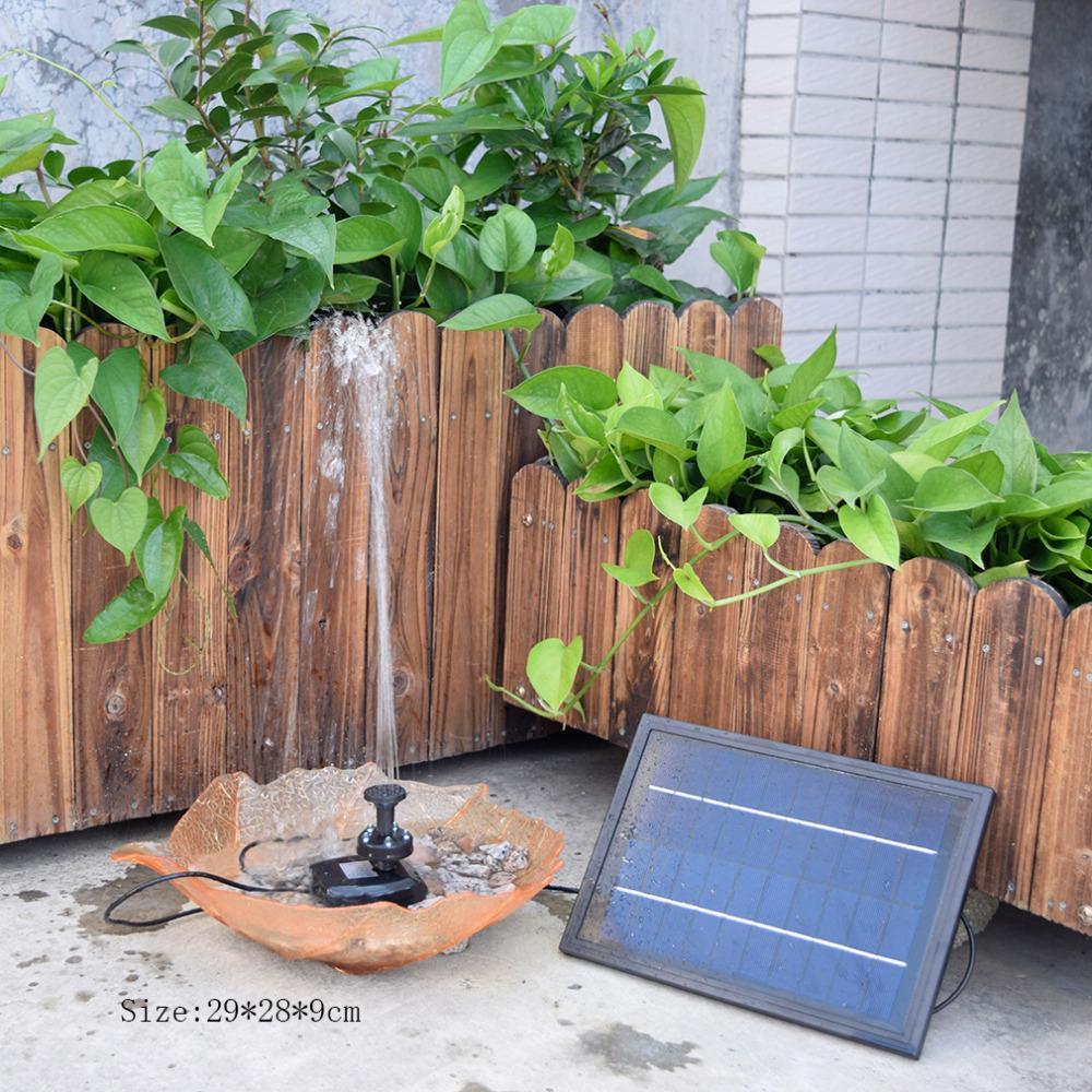 Online kopen wholesale solar zwembad pomp uit china solar zwembad pomp groothandel - Decoratie tuin exterieur ontwerp ...