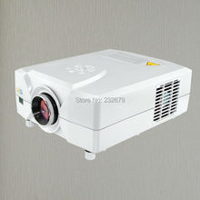 Don't Miss !!!16.7 Million Displayable Colors 800*600 Resolution Lcd Style 2200 Lumens 1000:1 Support 1080p 3D Projector Reviews(China (Mainland))