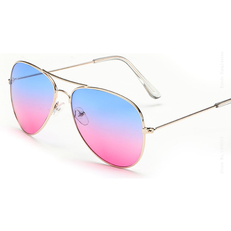 Best New Classic Ladies Sunglasses Novelty Sun Glasses for Lovers Nice Sandy Beach Flat Top Sun Glasses Real Summer style 3025(China (Mainland))