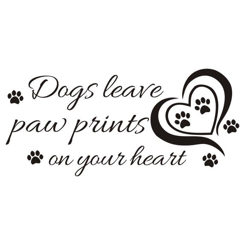 17+ [ Tattoo Dog Paw Print Designs ]