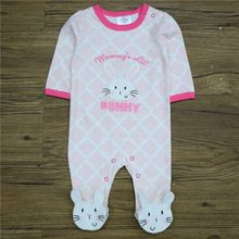 Baby Clothing 2016 New Baby Girl Newborn Clothes Romper Long Sleeve Jumpsuits Infant Product,Baby Rompers Summer  Boy(China (Mainland))