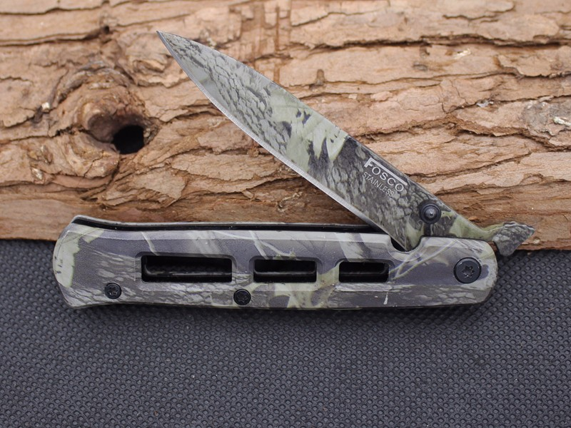 Buy New Folding Knife TAS Survival Knifes 420 Steel Blade Steel Handle Pocket Hunting Tactical Knives Camping Outdoor EDC Tools y33 cheap