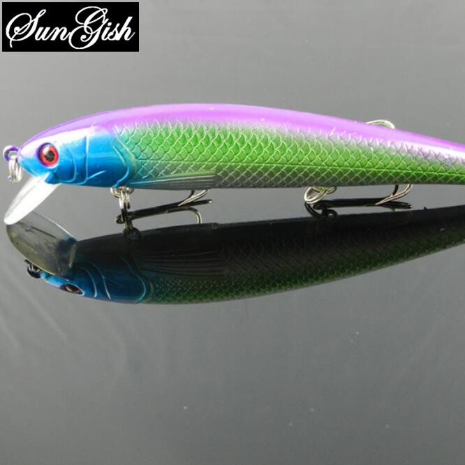 Sea bass hard baits 123mm 17g lure fishing tackle for Wholesale fishing tackle suppliers and manufacturers