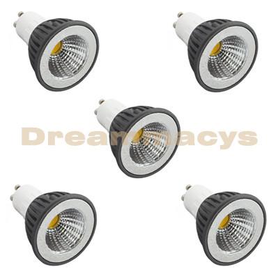 GU10 3W Warm White/Cold White COB LED Spot Light PAR16 Lamp Bulb 110V-240V - JIAJIADIAN PHOTOELECTRIC LIGHTING FACTORY store