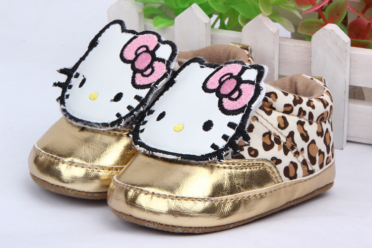 1pair=New Fashion Baby/kids soft Cotton SneakersToddler Girl Kitte cat Infant Anti-slip Shoes design First walkers - Summer Sunshine Store store