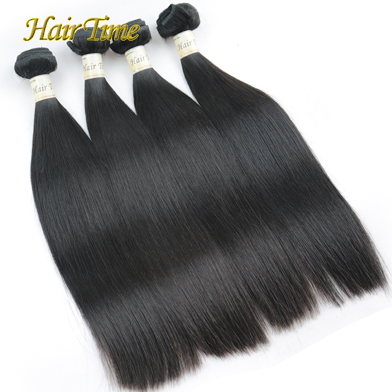 Malaysian Virgin Hair Straight Grade 6A Malaysian Straight Hair Weaves 4Pcs Lot King Hair Cheap Malaysian Virgin Hair Straight