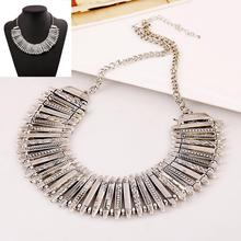 2pcs lot Ladies Jewlery Alloy Necklace With Coins Tassel Neck Chain Party Stage Necklet Sweater