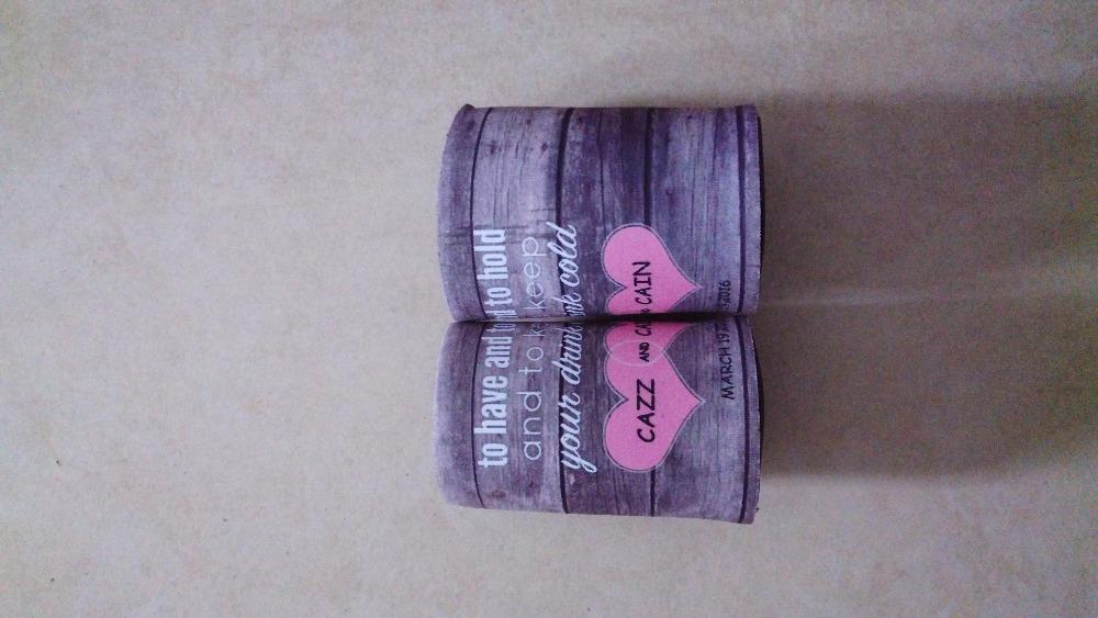 Wedding Gift Stubby Holders : ! Neoprene Stubby Holders WITH Customized LOGO Print For Wedding Gift ...