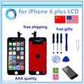 1pcs for iphone 6plus LCD Screen Display with Touch Screen Digitizer Assembly No Dead Pixel For