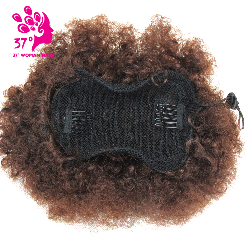 synthetic hair scrunchies fake hair braids chignon bun hairpiece fake hair bun