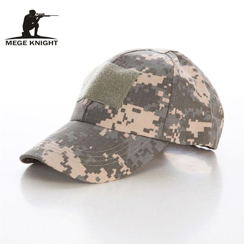MEGE Baseball Caps Camouflage Tactical Caps Navy SEAL Hats US Marines Casual Sports Hat(China (Mainland))