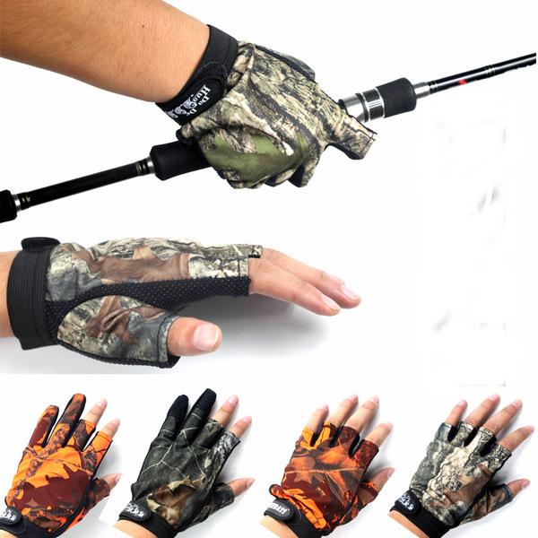 перчатки для рыбалки фото