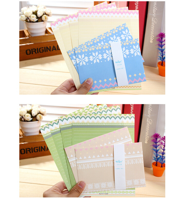 stationery paper for writing letters