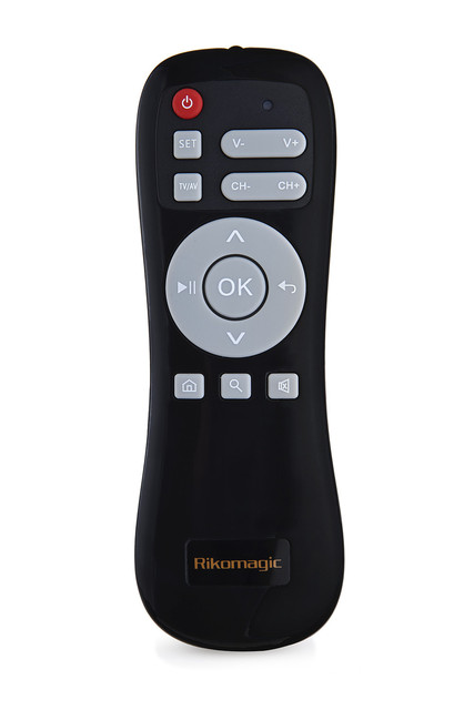 New arrival Rikomagic 2.4G fly air mouse with learning function,suitable for MINI PC,media player MK702