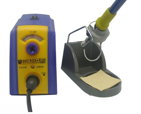 buy best 933 lead free soldering iron station from reliable. Black Bedroom Furniture Sets. Home Design Ideas